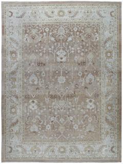 NASIRI Persian Camelhair Bakshaish Rug - 1382781