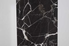 Nessen Studios Nessen Studio Marble Table Lamps in Black Marble - 1370119