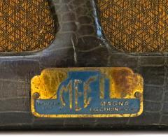 Nioma Company Hawaiian Lap Top Guitar by Nioma Circa 1937 with Amp by Magnatone Circa 1947 - 848848