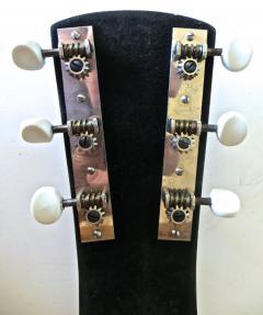 Nioma Company Hawaiian Lap Top Guitar by Nioma Circa 1937 with Amp by Magnatone Circa 1947 - 848856
