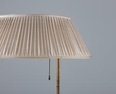 Nordiska Kompaniet Swedish Modern Floor Lamp in Brass - 1690150