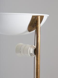 Nordiska Kompaniet Swedish Modern Floor Lamp in Brass - 1690152