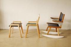 OWL Furniture Stool chair rocker - 1312628
