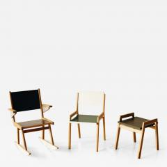 OWL Furniture Stool chair rocker - 1314084
