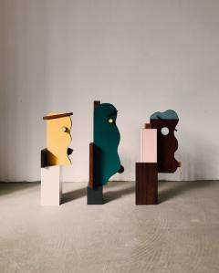 OWL Furniture face sculptures - 1312636