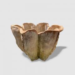 Oak Design Studios AGAVE Terracotta garden pots with natural patina - 2099215