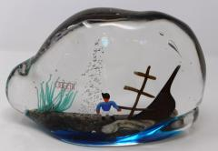 Oball Shipwreck Aquarium - 660703