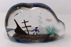 Oball Shipwreck Aquarium - 660704