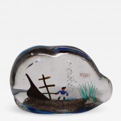 Oball Shipwreck Aquarium - 662176