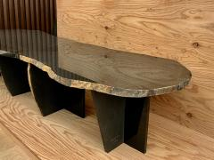Okurayama Studio Exceptionnal Dat Kan Volcanic Stone Low Table Kaaron and Okurayama Studio - 1653907