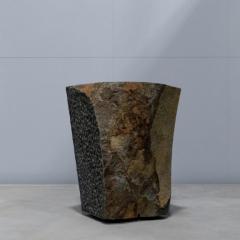 Okurayama Studio Sculptural Pot Dat Kan Stone Design by Okurayama - 1413395