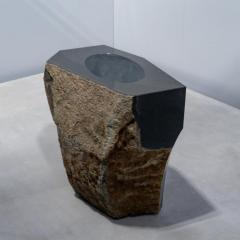Okurayama Studio Sculptural Pot Dat Kan Stone Design by Okurayama - 1415306