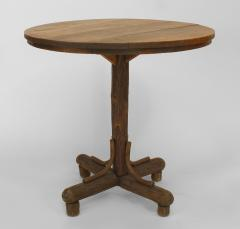 Old Hickory Furniture Co American Rustic Old Hickory 1930s End Table - 643814