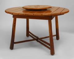 Old Hickory Furniture Co American Rustic Old Hickory 1940s Dining Table - 643802