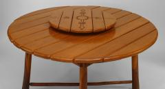 Old Hickory Furniture Co American Rustic Old Hickory 1940s Dining Table - 643804