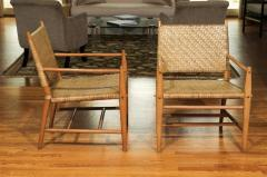 Wonderful Old Hickory Furniture Co Exceptionally Rare Complete Three Piece Modern  Seating Set By Old Hickory