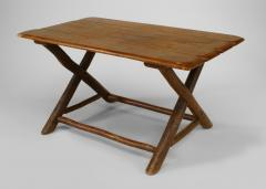 Old Hickory Furniture Co Rustic Old Hickory Coffee Table - 648193