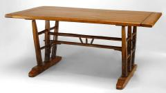 Old Hickory Furniture Co Rustic Old Hickory Dining Table - 643781