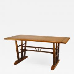 Old Hickory Furniture Co Rustic Old Hickory Dining Table - 645056