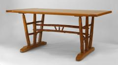 Old Hickory Furniture Co Rustic Old Hickory Dining Table - 643794