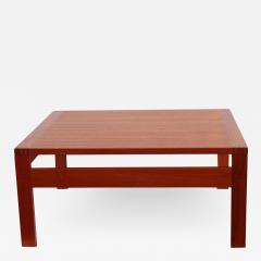 Ole Gjerl v Knudsen Torben Lind Ole Gjerlov Knudsen France Sons Teak Danish Scandinavian Modern Coffee Table - 1798649