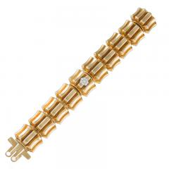 Omega Omega Retro Gold and Diamond Covered Watch - 1034565