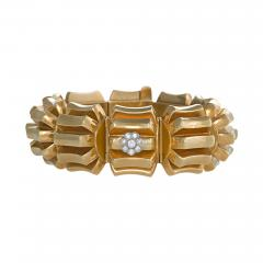 Omega Omega Retro Gold and Diamond Covered Watch - 1035537