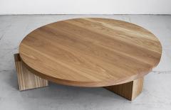 Orange Furniture CUBIST ROUND COFFEE TABLE BY ORANGE - 1104497