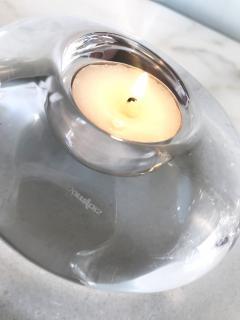 Orrefors Orrefors glass tea light holder - 1323629