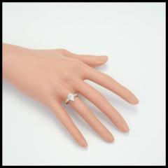 Oscar Heyman Brothers Oscar Heyman GIA Certified 1 45 Carat Pear Diamond Gold Platinum Engagement Ring - 408632