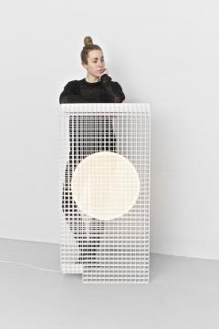 Oskar Peet Sophie Mensen Matrix Lamp by Oskar Peet and Sophie Mensen - 1720705
