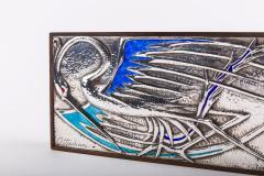 Ottaviani Silver and Enamel Box - 622144