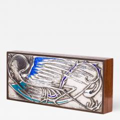 Ottaviani Silver and Enamel Box - 641803