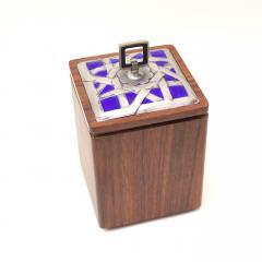Ottaviani Silver and enamel box by Ottaviani Italy - 731476