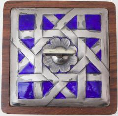 Ottaviani Silver and enamel box by Ottaviani Italy - 731477