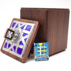 Ottaviani Silver and enamel box by Ottaviani Italy - 731478