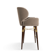 Ottiu Louis I bar chair - 1699243