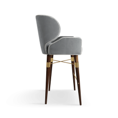 Ottiu Louis I bar chair - 1699244
