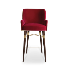 Ottiu Louis I bar chair - 1699246