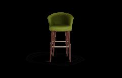 Ottiu Lupino bar chair - 1699234