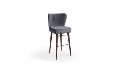 Ottiu Visconti bar chair - 1699262