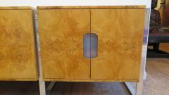 Pace Collection Pace Collection Burl Wood Sideboard - 1989871