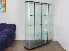 Pace Collection Pace Collection Tall Rounded Glass Vitrine - 963933