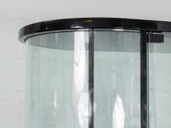Pace Collection Pace Collection Tall Rounded Glass Vitrine - 963937
