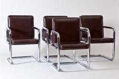 Pace Collection Set of Four Side Chairs Style of Pace - 169458