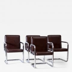 Pace Collection Set of Four Side Chairs Style of Pace - 280076