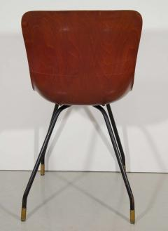 Pagholz Pagholz Model 1507 Chairs Set of Four Signed - 1117576