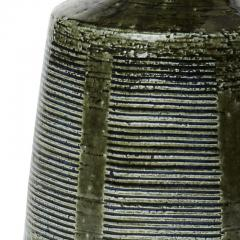 Palshus Table lamp in moss green glaze by Palshus - 1047561