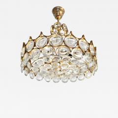 Palwa Gilt Brass and Glass Fixture by Palwa - 576743