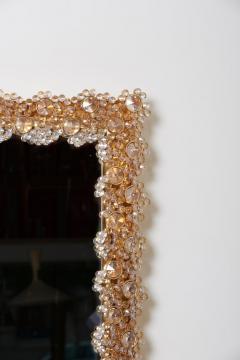 Palwa Outstanding Square Illuminated Palwa Crystal Glass Mirror Model S100W - 1127046